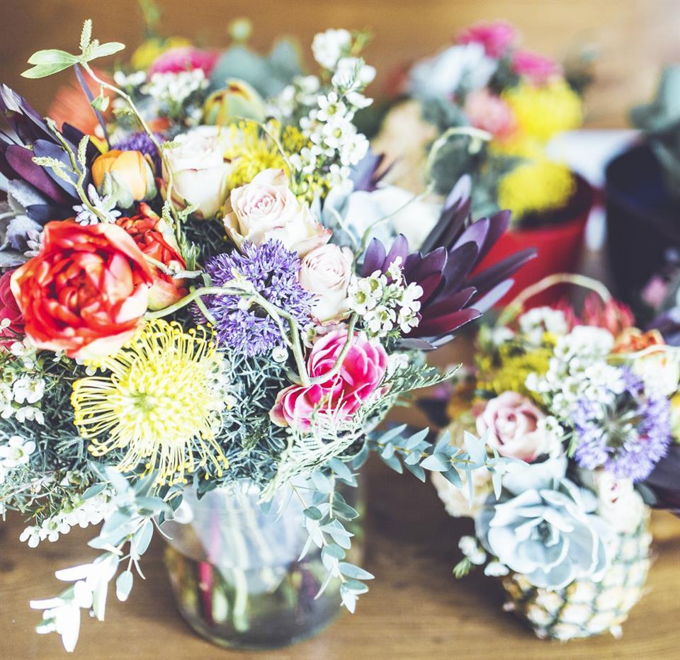 Wedding Flowers Warwickshire: The Flowershop Florist In Bedworth 024 7631 1894